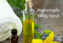 Home made soaps, creams & lotions