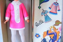 Maranty vintage dolls