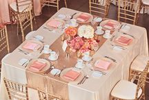 Place Settings | My BF's Wedding