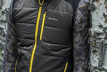 Cold Weather Training / Warm up winter activity with this great cold weather gear. / by Eddie Bauer
