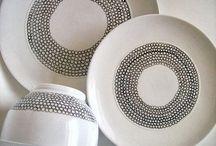 Malovaný porcelán