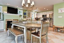 kitchen ideas / by Jennifer Sessions