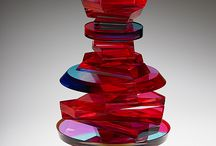 Glass Art, antique & modern