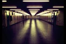 underground / by Anja Ka