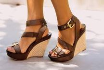 Shoes, Heels, Wedges and Clogs