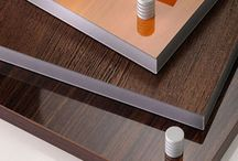 Cabinet Refacing / Check out our wide range of cabinet door/drawer fronts that are available here!  Most styles have many combinations of stain/species available. Check us out today! @ kitchensolvers.com