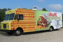Vehicle Wraps & Lettering / Turn your car, truck, or van into a moving billboard for your business! Vehicle wraps and lettering have become one of the most affordable (and effective) alternatives to traditional advertising.