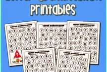 Do-a-Dot Printables / Free do-a-dot printables covering a range of concepts, subjects, and topics.