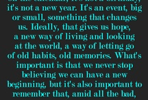 Quotes / by Colby Harrington