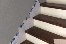 Trim stairs