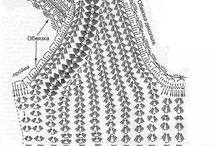 háčkované halenky