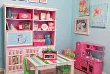 Kiddie room ideas