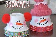 Kids xmas crafts easy