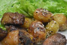 Roasted Baby Potatao - Mely's Kitchen