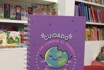 Agendas / Agendas escolares y anuales.