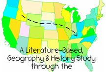 History ~ Social Studies ~ Geography / History ideas for teaching middle school & high school history, social studies & geography / by Heather Duncan
