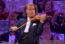MUSIC - Andre Rieu / May your heart be touched and filled with the glory of his music ... performances. Mine is. I'll add more weekly. Enjoy.