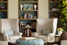 Sitting rooms I like / by Gabrielle Di Stefano