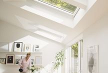 HOME EXTENSION / Guest board In collaboration with VELUX. Home extensions with natural light and roof windows.