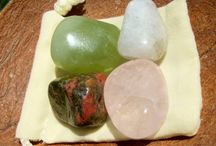 Healing stones & Crystals / by Shirl Baker