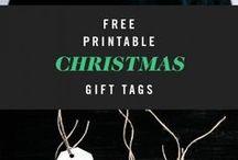 CHRISTMAS: Ornaments & Tags