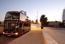 Big Bus Tour / The Day Tour is a hop-on, hop-off sightseeing tour of Dubai, with a personal recorded commentary available in ten languages.