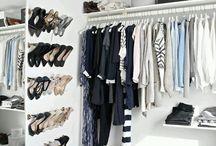 Giyinme odası fikirleri
