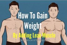 Gaining healthy weight