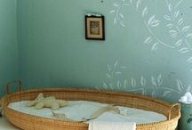 Baby + kiddo rooms