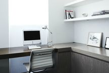 Interiors + home office