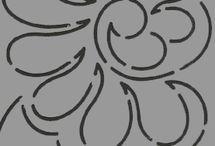 рисунки для сутажа