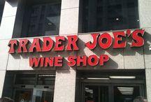 Food and Recipes: Trader Joe's / Good things at Trader Joe's. / by Lora Hogan