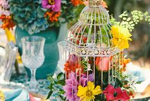 Spring Wedding / With spring on the way here are some ideas for a perfect spring wedding!