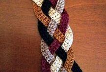 cinturón crochet
