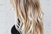 Dames lang haar