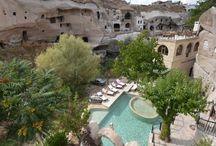 Gamirasu Cave Hotel - Cappadocia