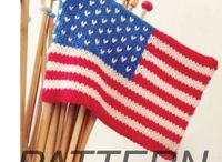 Patriotic Projects (Happy 4th of July!) / Knitting and crochet suggestions with an American theme. / by Alpaca Direct
