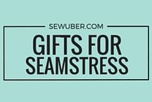 Gift Ideas For Seamstress / Let's face it we DIYers love to be spoiled. This board will be a collection of all gift ideas for the seamstress in your life be it handmade or fancy store bought presents.
