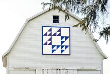Barns with Quilts / by Debra Ristau