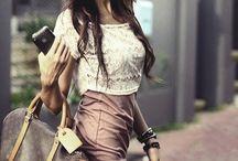 Passion For Fashion / by Rebecca Strom