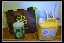 Clean / Tips on household cleaning with natural products