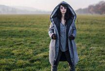płaszcze / kurtki