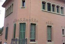 Gaudi simbolo di Barcellona / Immagini di opere
