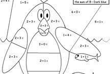 Matematikk for 1.trinn