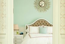 Fun looks for the cozy, warm rooms & useful spaces.