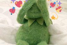 why is baby kermit so cute
