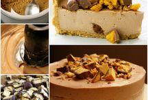 Dessert: cheesecakes