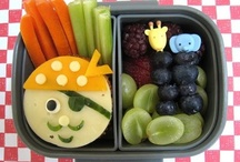 Kids Lunches / by Amanda Vance