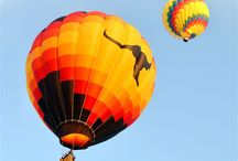 Balloon Festival photos / The Dutchess County Regional Chamber of Commerce's  Hudson Valley Hot-Air Balloon Festival is held annually in the summer with launches at 6 a.m. and 6 p.m. as well as a festival with family-friendly fun, food, and activities.
