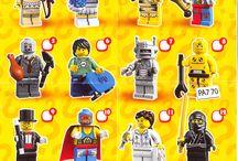 lego minifig series